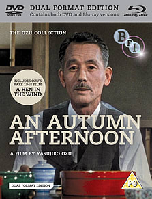 An Autumn Afternoon / A Hen In The Wind (Blu-ray & DVD) (C-PG) Blu-ray