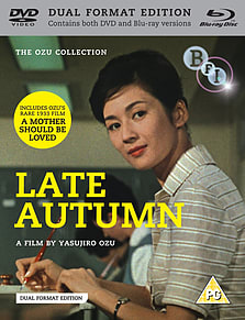 Late Autumn / A Mother Should Be Loved (Blu-ray & DVD) (C-PG) Blu-ray