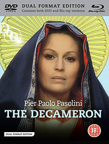 The Decameron [Dual Format Edition] (Blu-ray & DVD) (C-18) Blu-ray