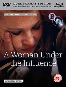 A Woman Under The Influence [Dual Format Edition] (Blu-ray & DVD) (C-15) Blu-ray