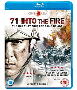 71 - Into The Fire (Blu-Ray) (C-15) Blu-ray