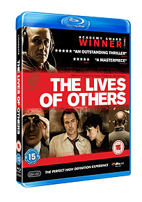 The Lives Of Others (Blu-Ray) (C-15) Blu-ray