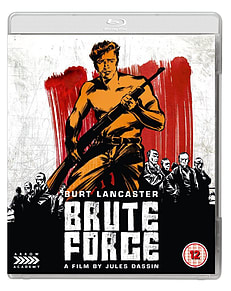 Brute Force (DVD + Blu-ray) (C-12) Blu-ray