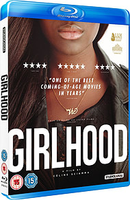 Girlhood (Blu-ray) Blu-ray