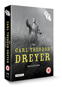The Dreyer Collection (Blu-Ray) (C-12) Blu-ray
