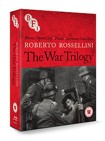 The Rossellini Collection: The War Trilogy Limited Edition Set (Blu-ray) (C-12) Blu-ray