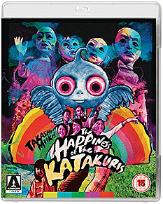 The Happiness Of The Katakuris (Blu-ray + DVD) (C-15) Blu-ray