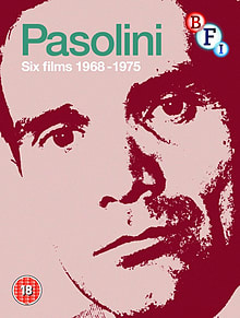 Pasolini Collection (Six Films) [Blu-Ray] (BD) Blu-ray