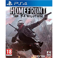 Homefront: The Revolution PS4 Cover Art