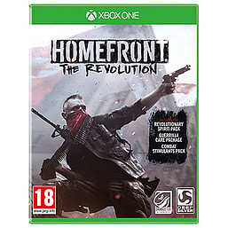 Homefront: The Revolution XBOX ONE Cover Art