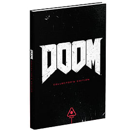 Doom Collectors Edition Strategy Guide Books