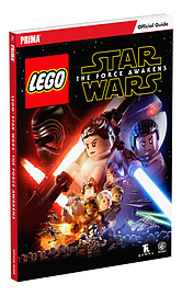LEGO Star Wars The Force Awakens Strategy Guide Books