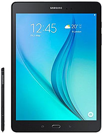 'Samsung Galaxy Tab A 9.7 Inch Wifi Black With S Pen' Tablet