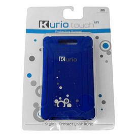 'Meroncourt Kurio Touch 4s Protective Bumper Silicon Skin, Blue (96212)' Tablet