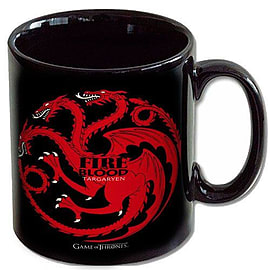 'Game Of Thrones Mug Fire And Blood Targaryen' Home - Tableware
