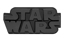 'Star Wars Silicon Baking Tray Logo' Home Bakeware