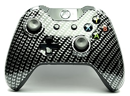 Carbon Fiber Xbox One Custom Controller XBOX ONE