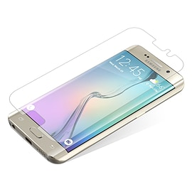 Zagg InvisibleShield Original Screen Protector for Samsung Galaxy S6 Edge - Clear Mobile phones