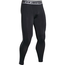 UNDER ARMOUR HeatGear Armour Compression Baselayer Legging Black, L Clothing