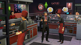 The Sims 4 Dine Out Game Pack screen shot 4
