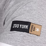 Zoo York Stone Mens Skate Fashion T-Shirt Tee Grey - S screen shot 2
