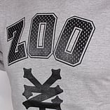 Zoo York Stone Mens Skate Fashion T-Shirt Tee Grey - S screen shot 5