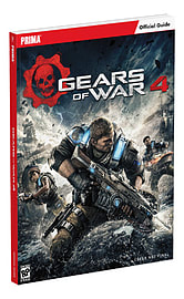 Gears of War 4 Standard Strategy Guide Books