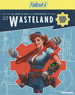 Fallout 4 - Wasteland Workshop PC Downloads Cover Art