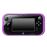 Wii U PURPLE SILICONE SOFT COVER RUBBER GEL SKIN CASE FOR NINTENDO Wii U screen shot 4