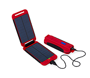 Powertraveller Waterproof Powermonkey Extreme Charger Red screen shot 2