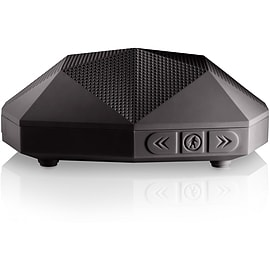 Outdoor Tech Turtle Shell Go Anywhere Boombox Black Audio