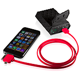 Outdoor Tech Calamari 3 in 1 Charge Cable-red screen shot 1