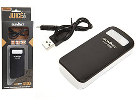 Summit Juicebank 4400 High Capacity Travel Charger Mobile phones