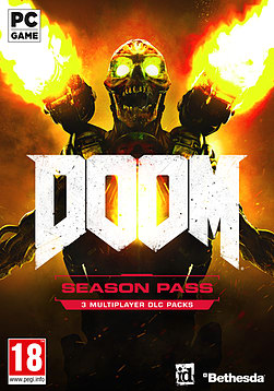 DOOM Season Pass PC Downloads Cover Art