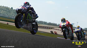 MotoGP16: Valentino Rossi screen shot 8