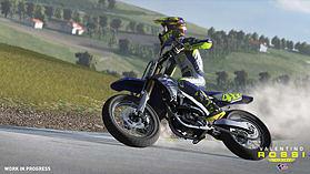 MotoGP16: Valentino Rossi screen shot 1