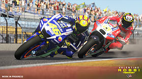 MotoGP16: Valentino Rossi screen shot 2