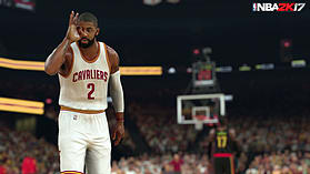 NBA 2K17 screen shot 1