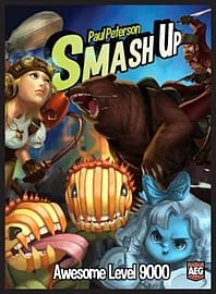 Smash Up Card Game: Awesome Level 9000 Expansion Traditional Games