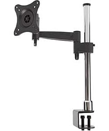 Brateck Desk PC Monitor Mount 28Cm Ext Vesa Max. Multi Format and Universal