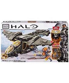 Mega Bloks Halo UNSC Pelican Gunship Playset. Blocks and Bricks