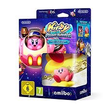 Kirby Planet Robobot amiibo Bundle 3DS Cover Art