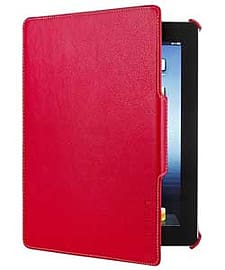 Techair Folio Stand Case For Ipad - Red. Tablet