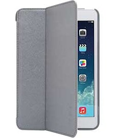 Odoyo Air Coat Case For Ipad Mini With Retina - Silver. Tablet