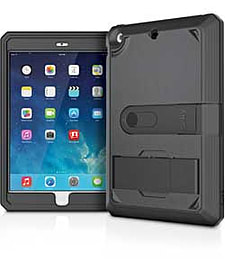 Selfy Ipad Mini Case With Wireless Camera Shutter - Black. Tablet