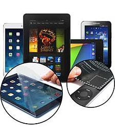 Proporta Universal Cut-To-Size Tablet Screen Protector. Tablet