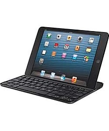Logitech Ipad Mini Keyboard Case. Tablet