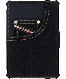 Diesel Denim Ipad Mini Stand Case. Tablet