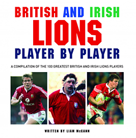 British/Irish Lions Player By Player Books