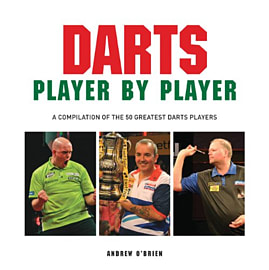 Darts Player By Player Books